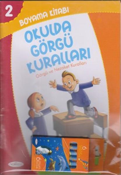 Boyama Kitabı 2 - Okulda Görgü Kuralları.pdf