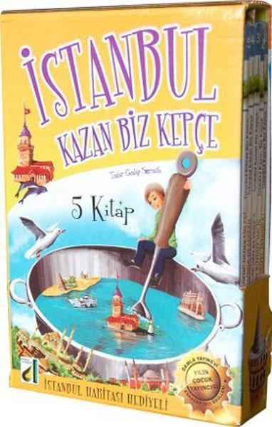 İstanbul Kazan Biz Kepçe (5 Kitap Takım).pdf
