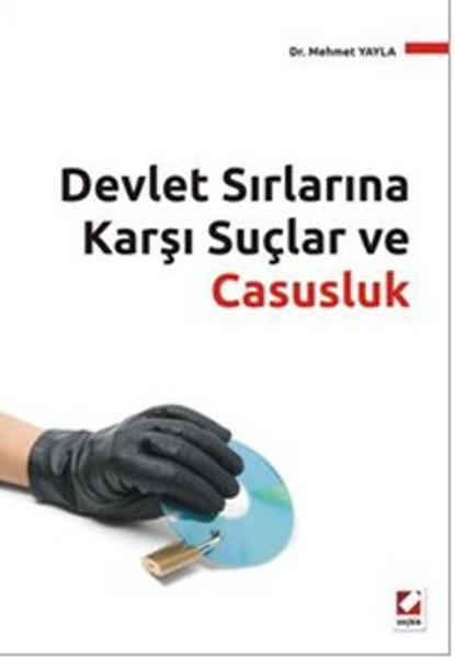 Devlet Sırlarına Karşı Suçlar ve Casusluk.pdf