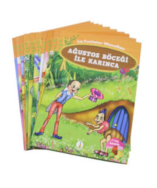 La Fontaine Masalları (10 Kitap Takım - Küçük Boy).pdf