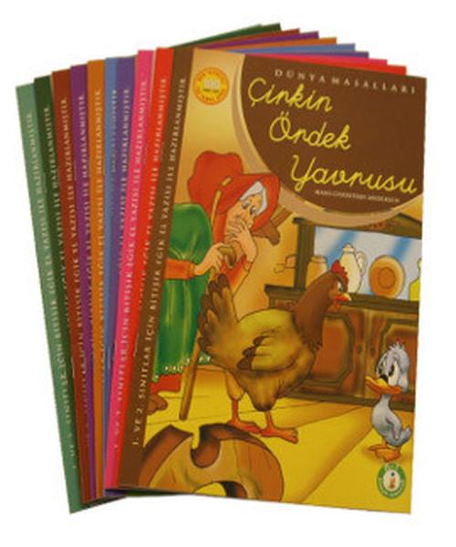 Dünya Masalları Seti (Büyük Boy - 10 Kitap Takım).pdf