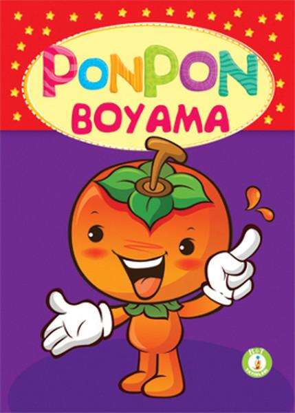 Ponpon Boyama Seti (4 Kitap Takım).pdf