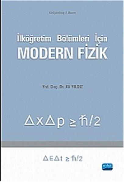 İlköğretim Bölümleri için Modern Fizik