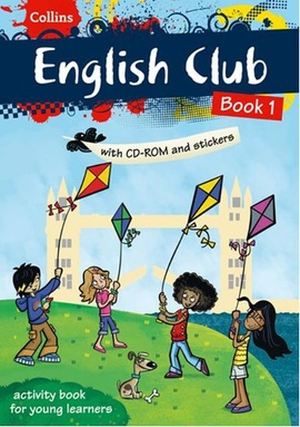 Collins English Club Book 1.pdf