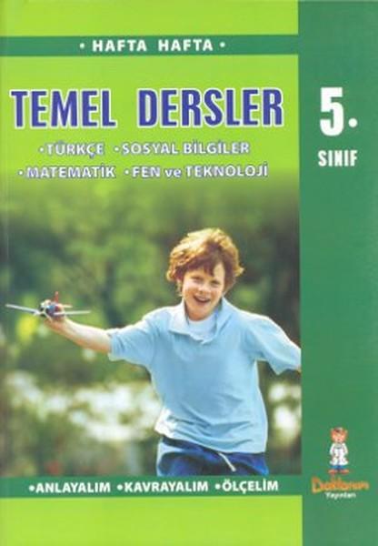 5. Sınıf Temel Dersler: Türkçe - Sosyal Bilgiler - Matematik - Fen ve Teknoloji.pdf