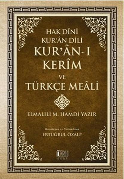 Hak Dini Kuran Dili - Kuran-ı Kerim ve Türkçe Meali (Küçük Boy Metinsiz).pdf