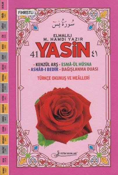 41 Yasin Türkçe Okunuş ve Mealleri.pdf
