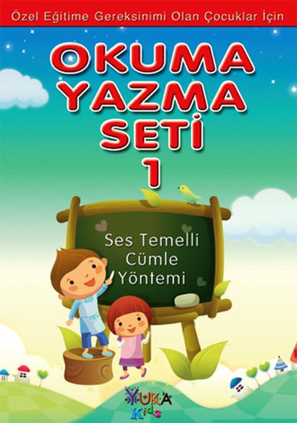 Özel Eğitime Gereksinimi Olan Çocuklar İçin Okuma Yazma Seti - 5 Kitap Takım.pdf