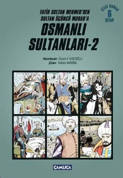 Fatih Sultan Mehmedden Sultan Üçüncü Murada Osmanlı Sultanları - 2.pdf