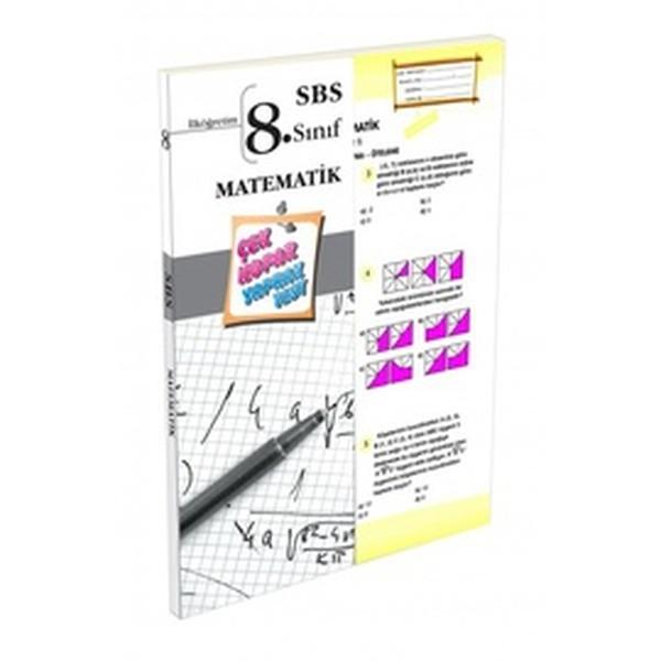 İlköğretim 8. Sınıf SBS Matematik Yaprak Test.pdf