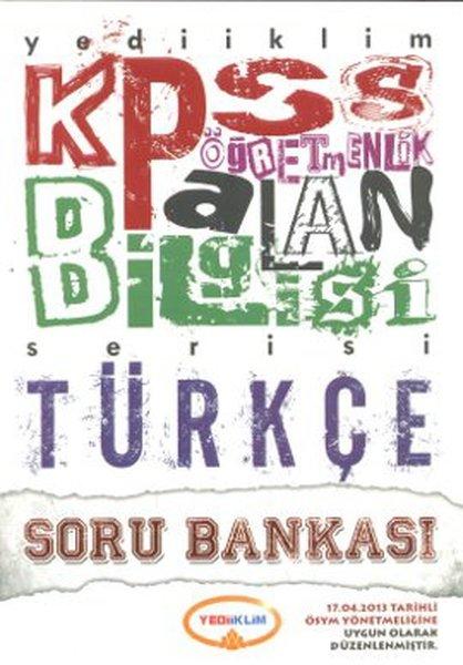 2013 KPSS Öğretmenlik Alan Bilgisi Türkçe Soru Bankası.pdf