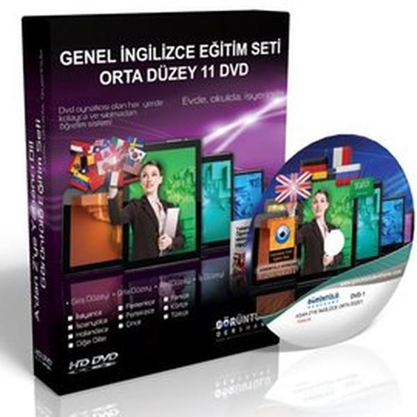 Genel İngilizce Görüntülü Eğitim Seti Orta Düzey 11 DVD.pdf