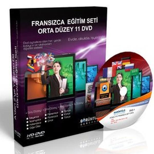 Fransızca Eğitim Seti Orta Düzey Türkçe Anlatım 11 DVD.pdf