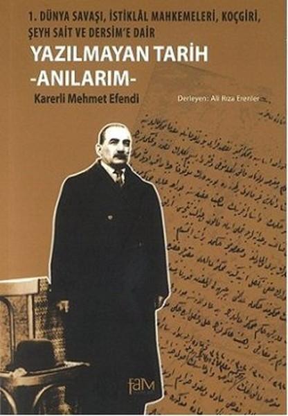 Yazılmayan Tarih - Anılarım.pdf