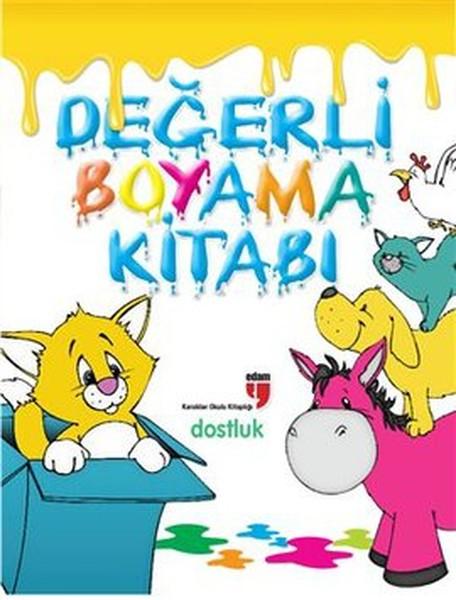 Değerli Boyama Kitabı - Dostluk.pdf