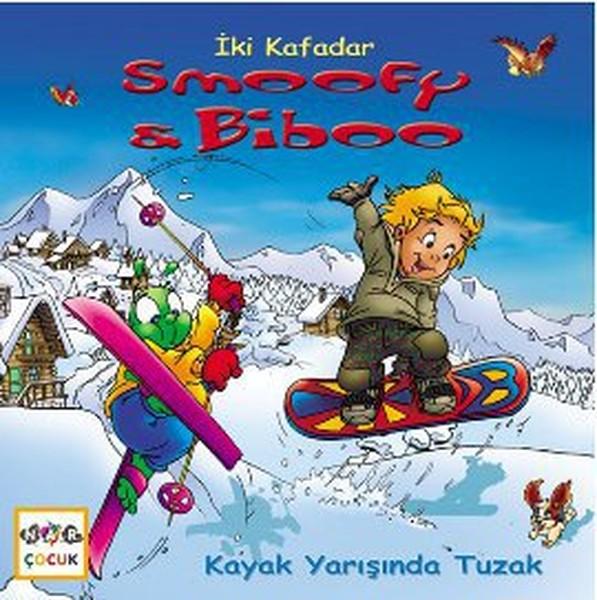 İki Kafadar Smoofy ve Biboo: Kayak Yarışında Tuzak.pdf