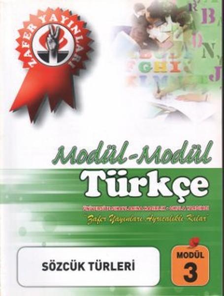 Modül - Modül Türkçe: Sözcük Türleri (Modül 3).pdf