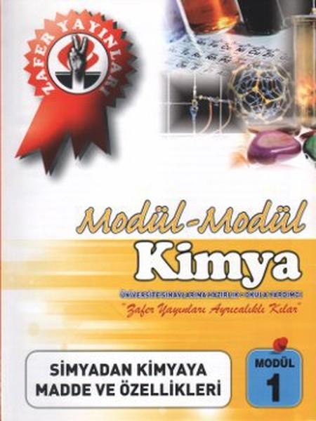 Modül - Modül Kimya: Simyadan Kimyaya Madde ve Özellikleri (Modül 1).pdf