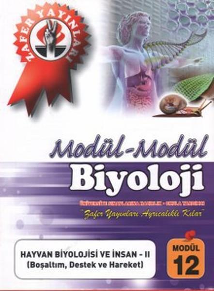 Modül - Modül Biyoloji: Hayvan Biyolojisi ve İnsan 2 (Modül 12).pdf