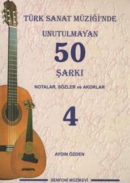 Türk Sanat Müziğinde Unutulmayan 50 Şarkı - 4.pdf