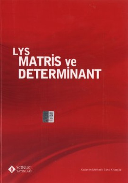LYS Matris ve Determinant.pdf