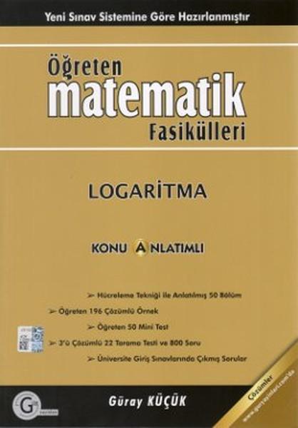 Öğreten Matematik Fasikülleri - Logaritma Konu Anlatımlı.pdf