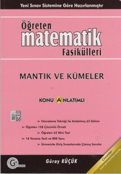 Öğreten Matematik Fasikülleri Mantık ve Kümeler Konu Anlatımlı.pdf