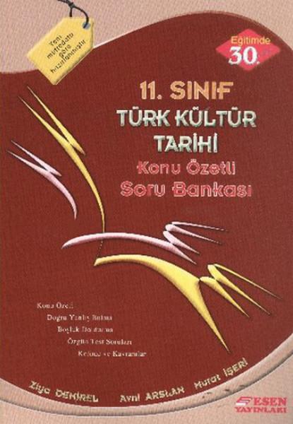 11. Sınıf Türk Kültür Tarihi Soru Bankası.pdf