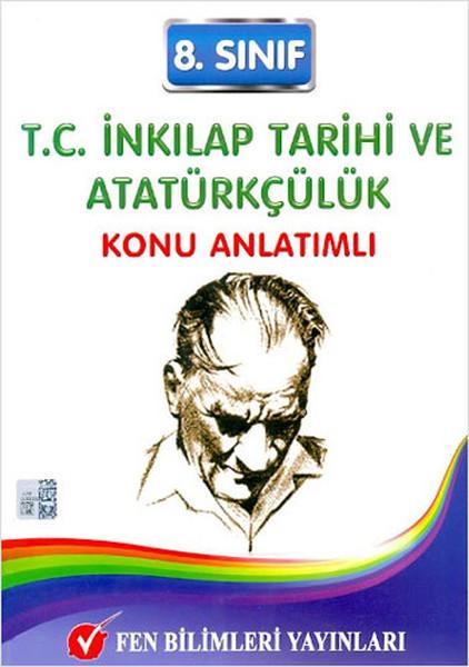 8. Sınıf İnkilap Tarihi Konu Anlatımlı Yeni.pdf