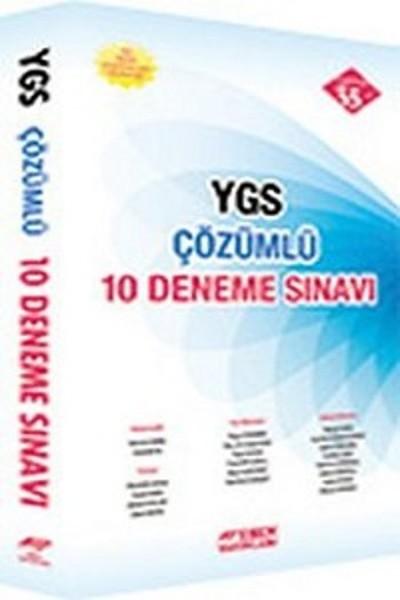 Ygs Çözümlü 10 Deneme.pdf