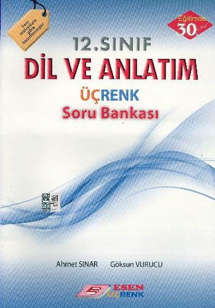 Üçrenk 12. Sınıf Dil Ve Anlatım Soru Bankası.pdf