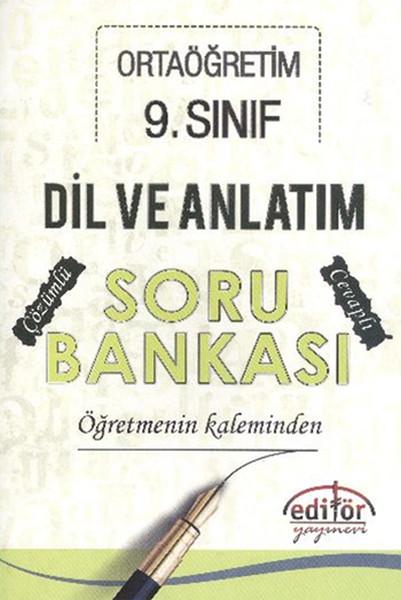 Ortaöğretim 9. Sınıf Dil Ve Anlatım Soru Bankası.pdf