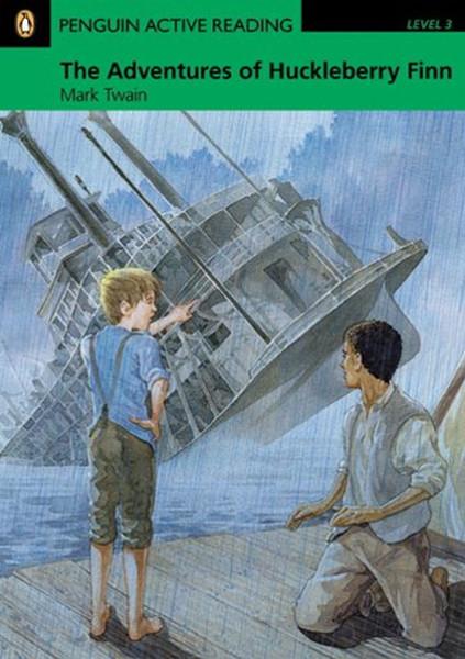 The Adventures Of Huckleberry Finn / Cd Pack Level 3.pdf