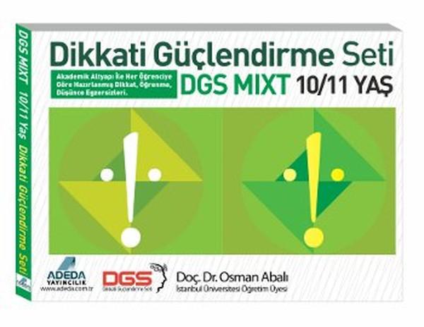 Dikkati Güçlendirme Seti Mixt 10 - 11 Yaş.pdf