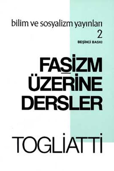 Faşizm Üzerine Dersler.pdf