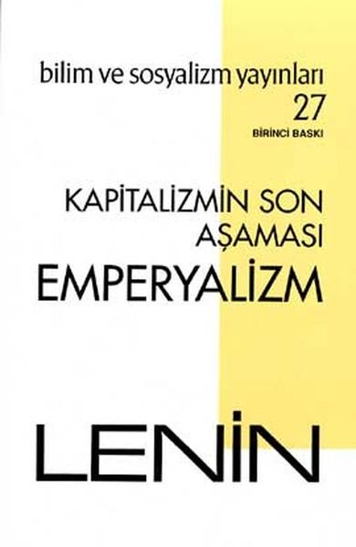 Kapitalizmin Son Aşaması: Emperyalizm.pdf