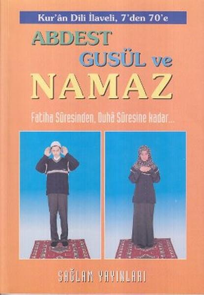 Abdest, Gusül ve Namaz - Kuran Dili Elif-Bası (Kod: 015).pdf