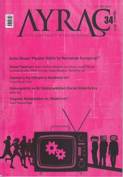 Ayraç Dergisi Sayı: 34.pdf