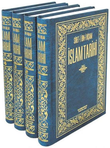 Siret-i İbn-i Hişam İslam Tarihi (4 Cilt Takım).pdf
