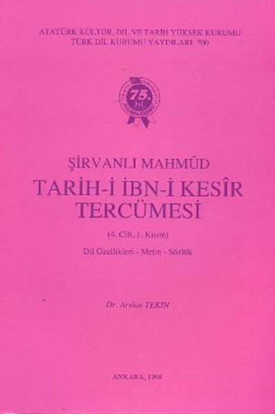 Şirvanlı Mahmud / Tarih-i İbn-i Kesir Tercümesi 4. Cilt 1. Kısım.pdf