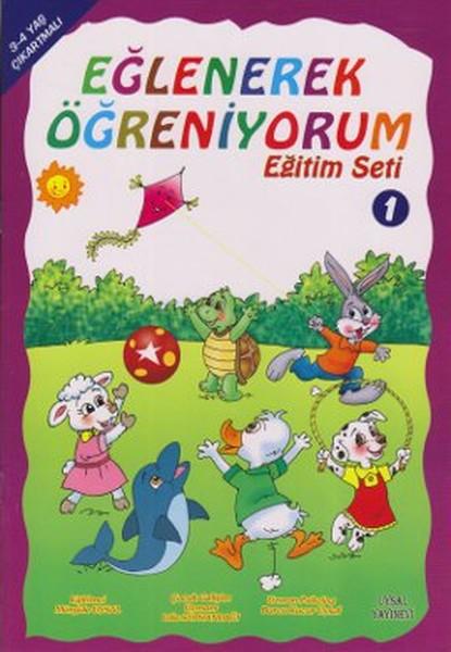 Eğlenerek Öğreniyorum Eğitim Seti 1 (6 Kitap).pdf