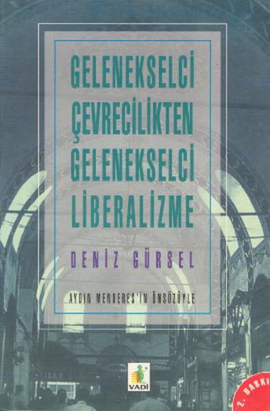 Gelenekselci Çevrecilikten Gelenekselci Liberalizme.pdf