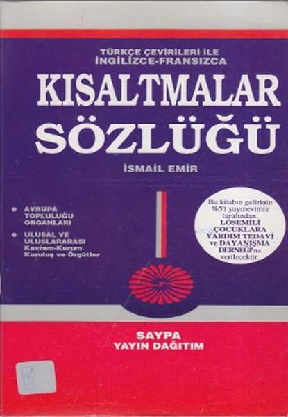 Türkçe Çevirileri ile İngilizce - Fransızca Kısaltmalar Sözlüğü.pdf