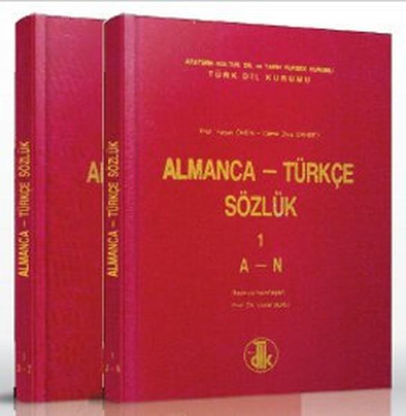 Almanca - Türkçe Sözlük 2 Cilt Takım.pdf