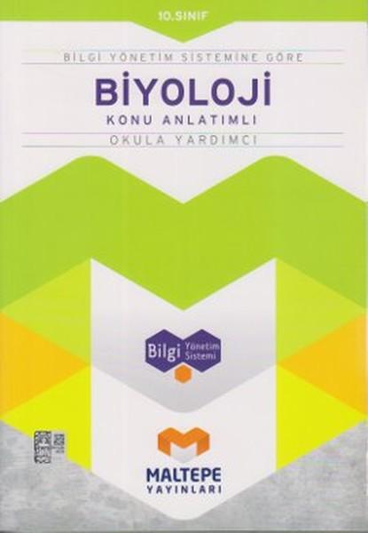 10. Sınıf Biyoloji Konu Anlatımlı - Okula Yardımcı.pdf
