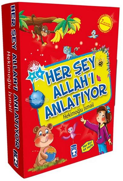 Her Şey Allahı Anlatıyor - 10 Kitap Set.pdf