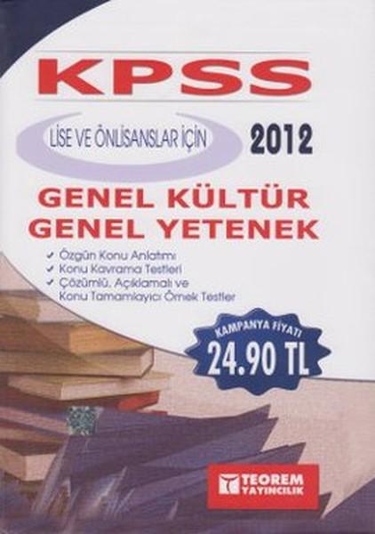 KPSS Lise ve Önlisanslar İçin Genel Kültür Genel Yetenek.pdf