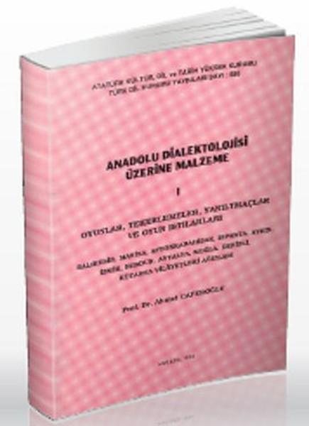 Anadolu Dialektolojisi Üzerine Malzeme 1.pdf