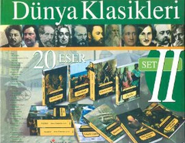 Dünya Klasikleri 2 20 Kitap Kutulu Maksim Gorki Fiyatı Satın