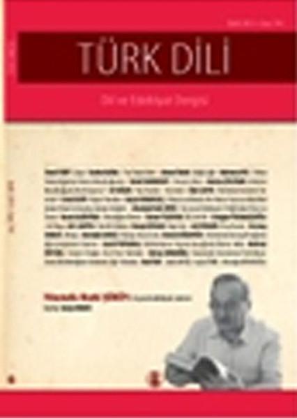 Türk Dili Dil ve Edebiyat Dergisi Sayı: 741.pdf